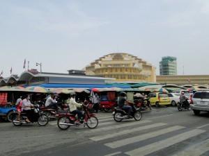 Pnhom Penh - Central Market (1)