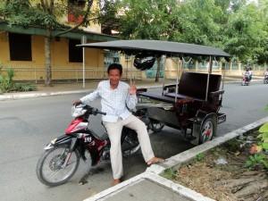 Cambodja Tuktuk
