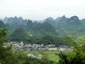 China Yangshuo - Moonhill (1)