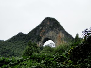 China Yangshuo - Moonhill (2)