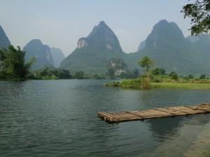 China omgeving Yangshuo wandelen (1)