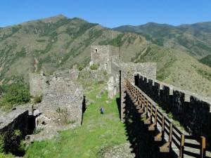 Maglic Fortress - Serbia