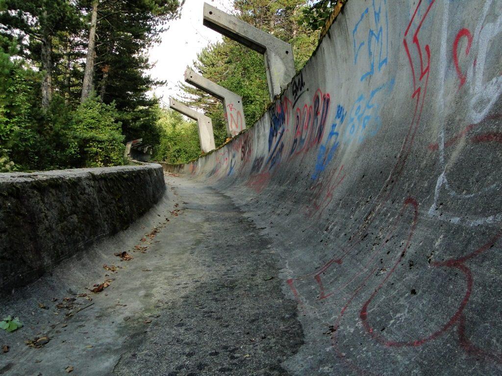 Sarajevo Bobsled track (3)