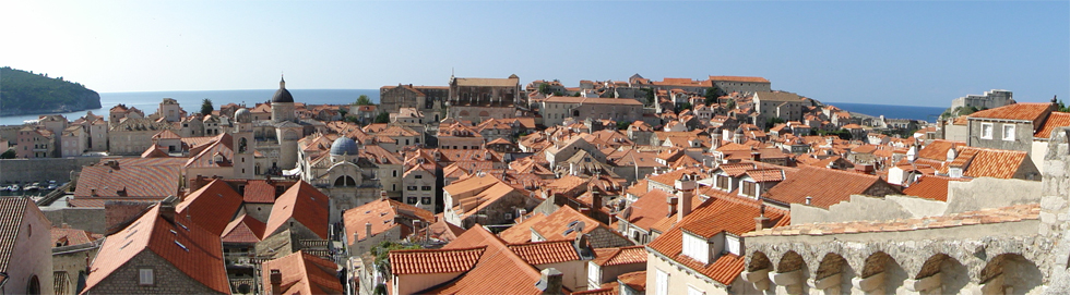 Dubrovnik-panorama-old-city