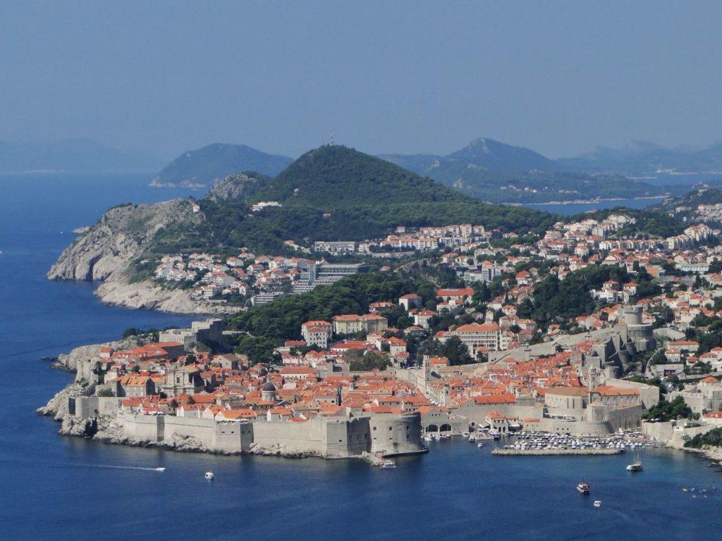 Dubrovnik - view