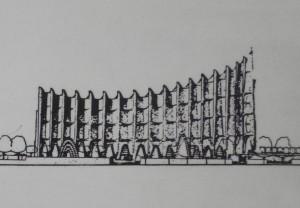 Metropolitan Cathedral Liverpool (concept 2)