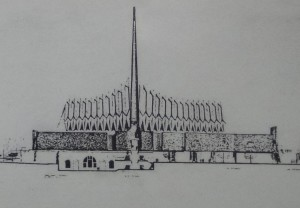 Metropolitan Cathedral Liverpool (concept) 3