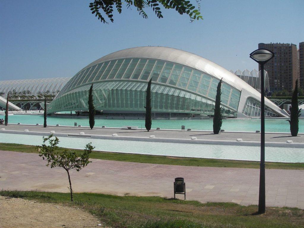 Valencia - Architectuur (1)