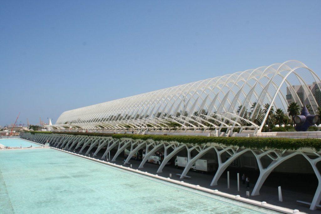 Valencia - Architectuur
