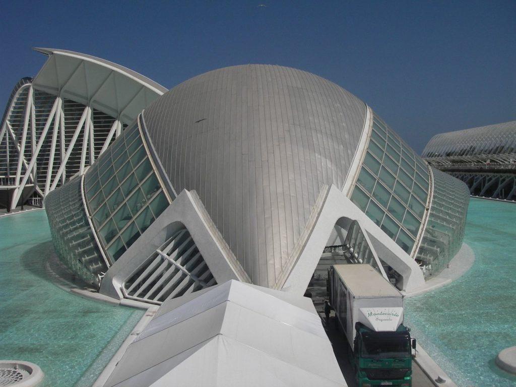 Valencia - Architectuur (2)