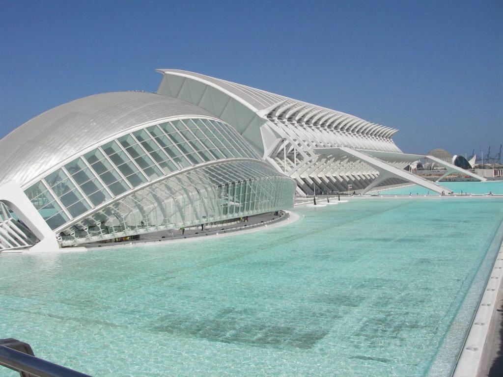 Valencia - Architectuur (3)
