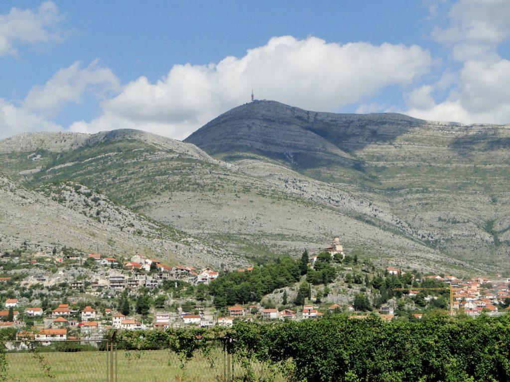 Bosnie Herzegovina - vlakbij Trebinj