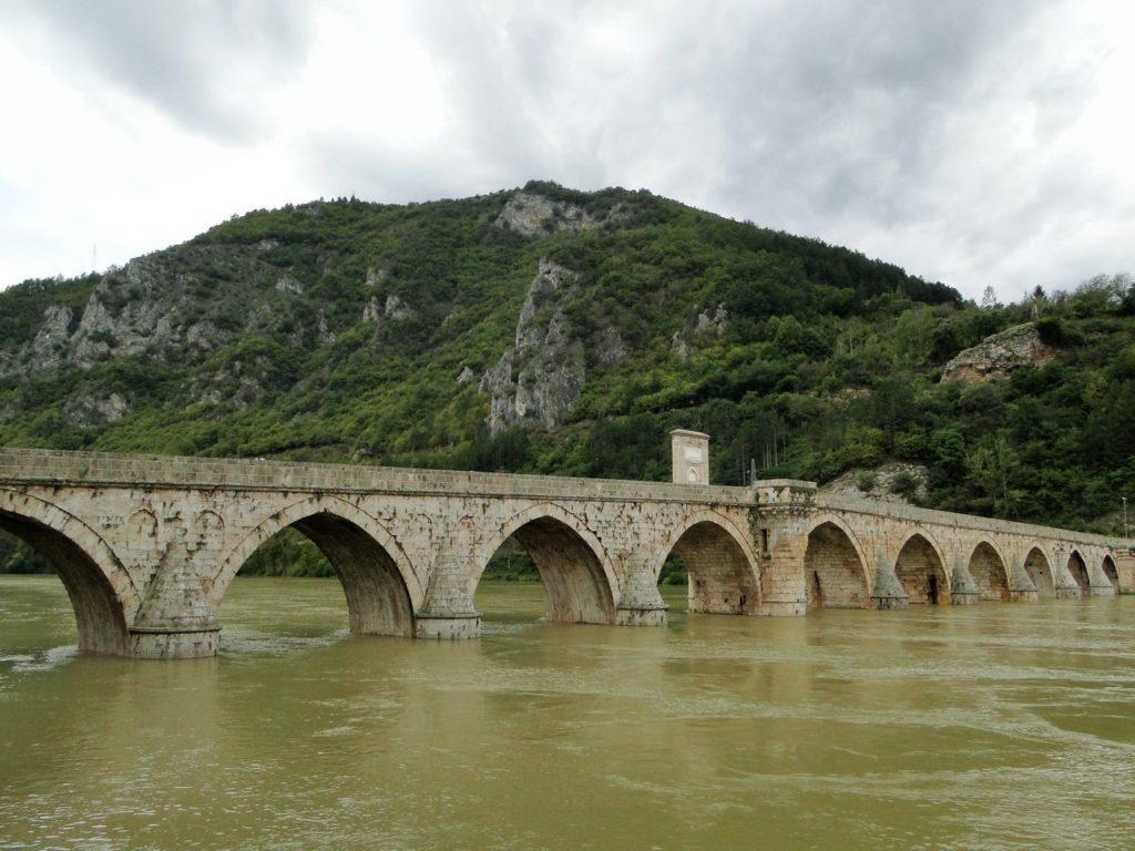 Brug Visegrad (Bosnie Herzegovina)