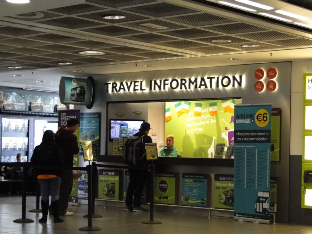 Dublin Airport Travelinformation