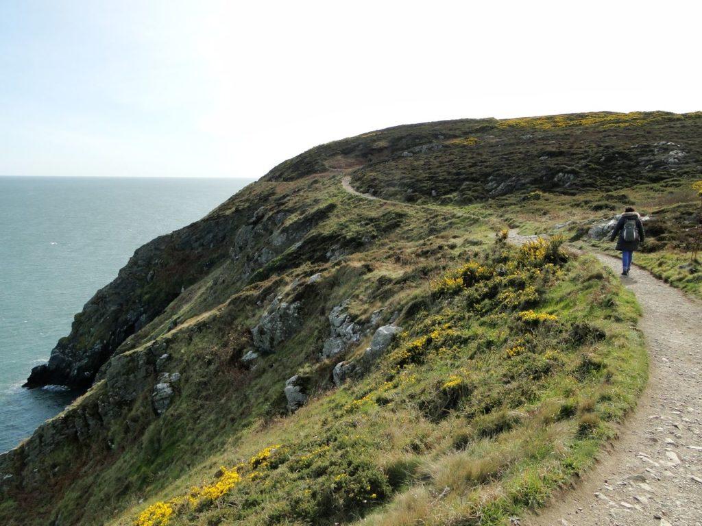Howth - Cliff Walk (Dublin - Ierland)