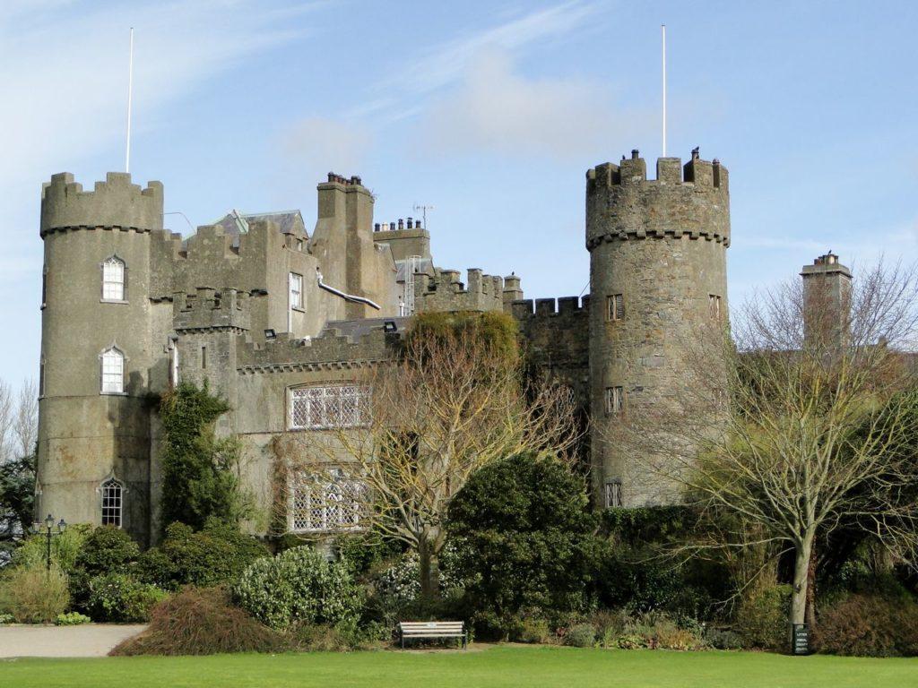 Malahide Castle (Dublin - Ierland)