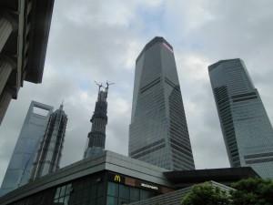 Shanghai contrasten (2)