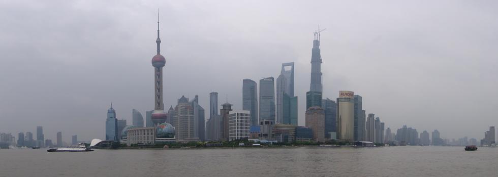 Skyline Shanghai (2013)
