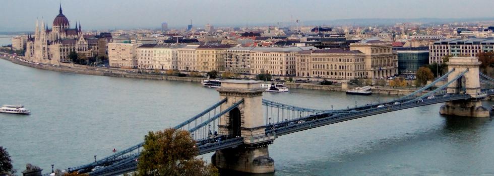Boedapest - Kettingbrug
