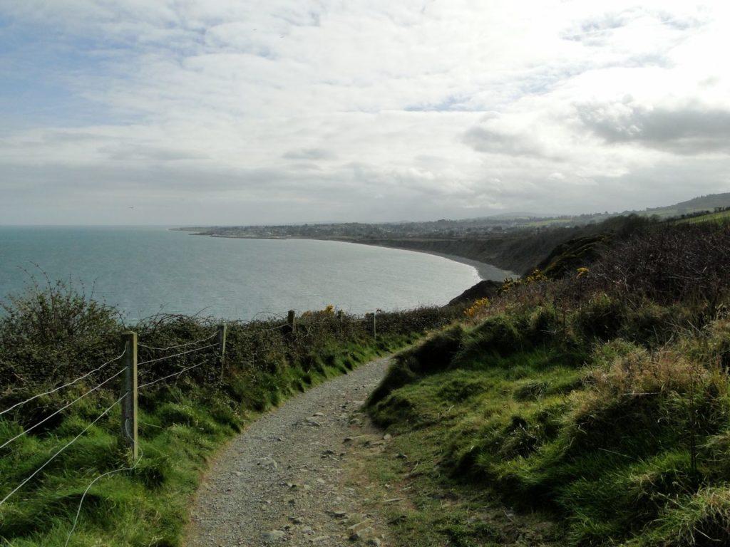 Cliff Walk Bray Greystones - 2