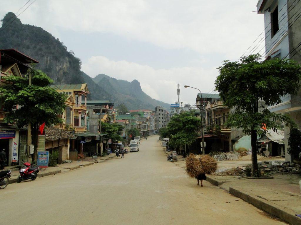 Vietnam (noordoosten) - Meo Vak