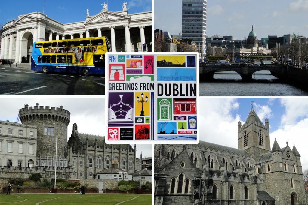 dublin Ierland stadswandeling