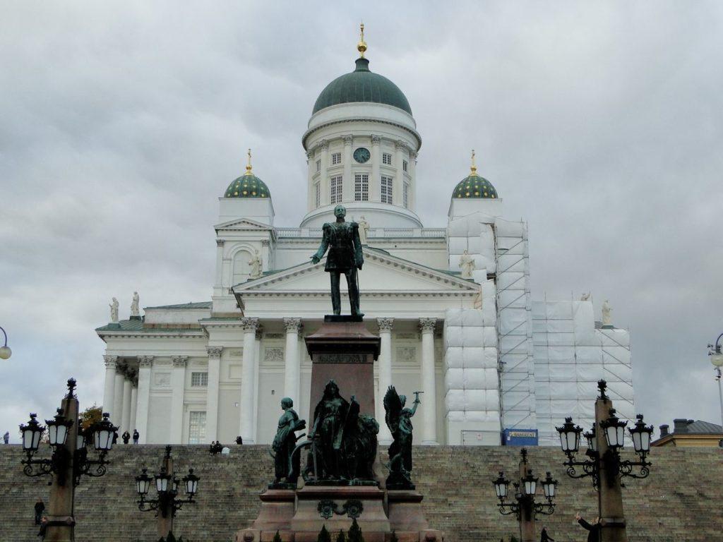 Helsinki Kathedraal