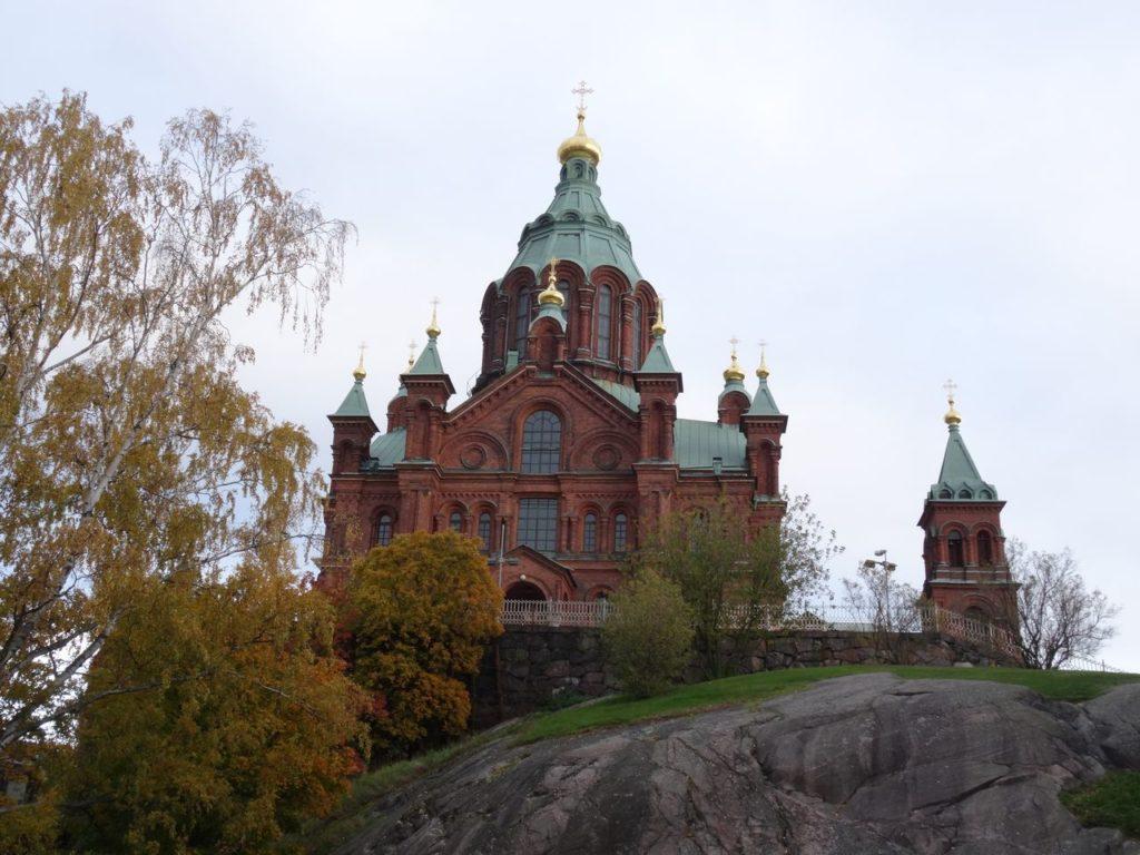 Helsinki Uspenski Kathedraal