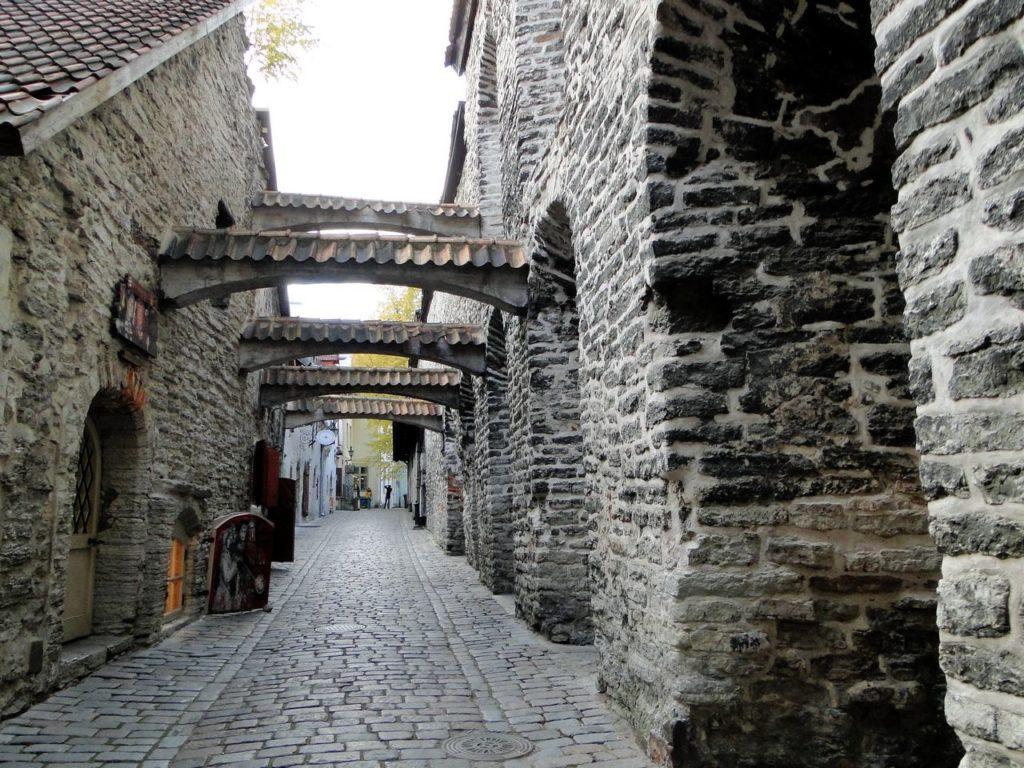 Tallinn - Müürivahe Street