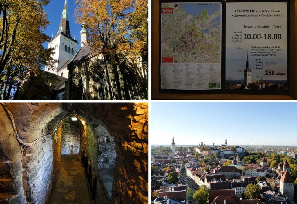 Tallinn - St Olav Church
