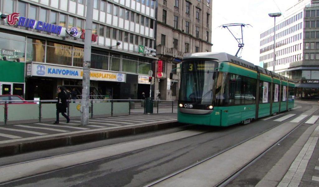 tram 2 - 3 helsinki