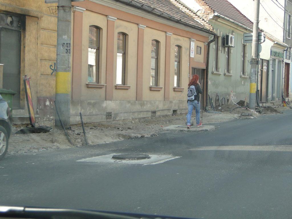 Cluj - Driving