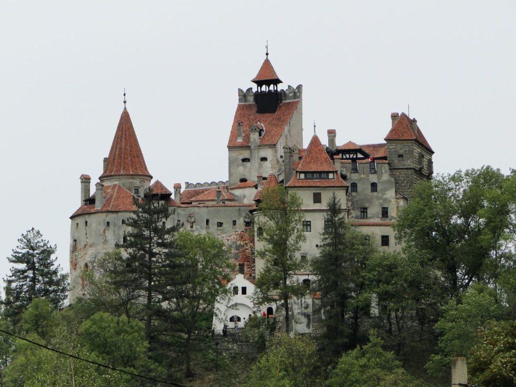 Roemenie Bran Castle