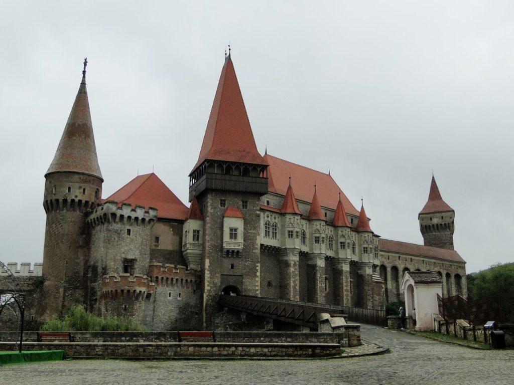 Roemenie Kasteel Hunedoara