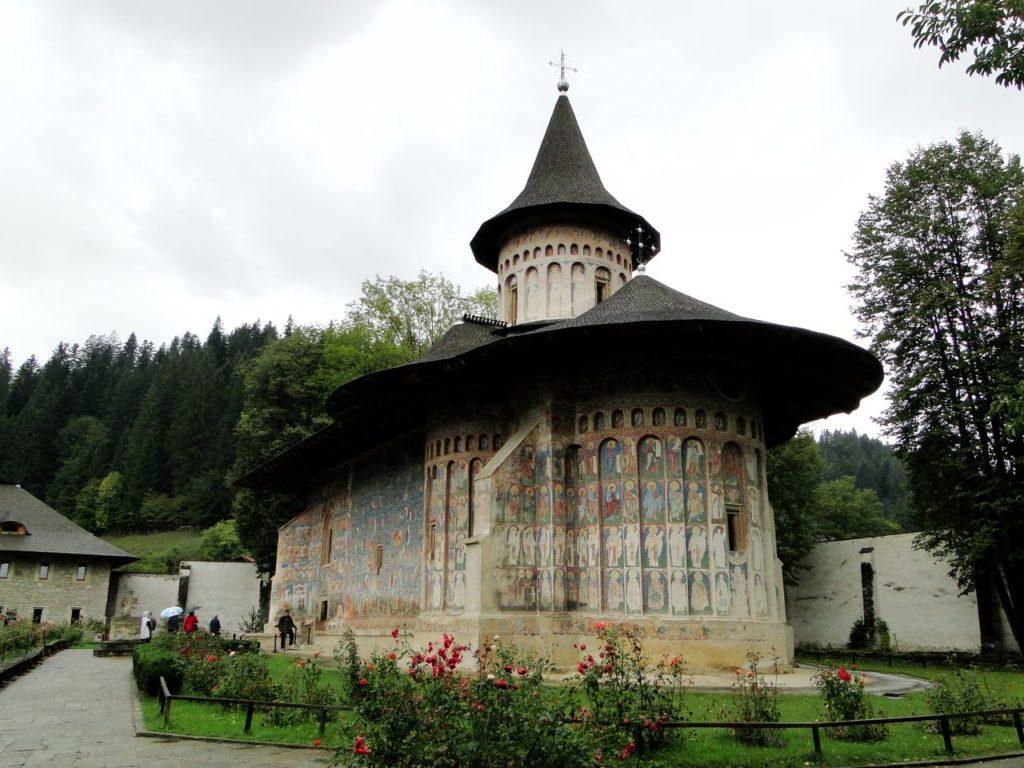 Roemenie - Klooster Voronet