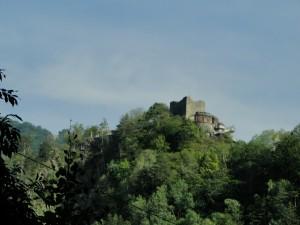 Roemenie Poenari Castle