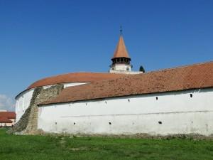 Roemenie - Prejmer (buitenkant)