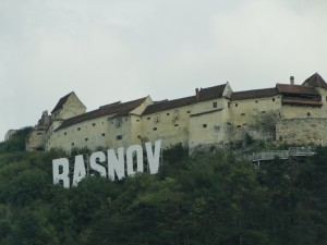 Roemenie - Rasnov Fortress