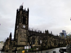 Manchester (Engeland) - Cathedral