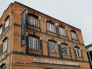 Manchester (Engeland) - Museum of Science & Industry