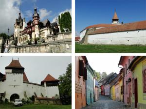 Sighisoara en omgeving - Roemenie