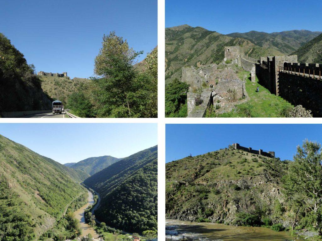 Fort Maglić - Servie