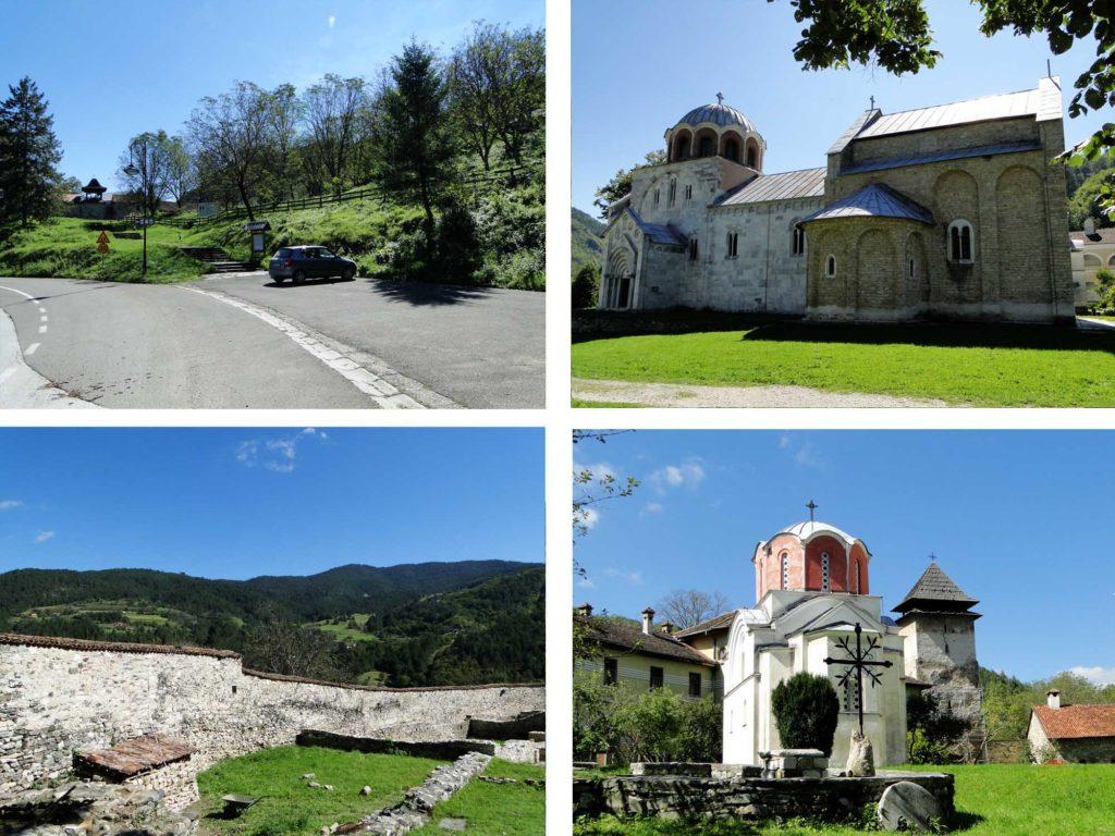 Studenica Klooster - Servie