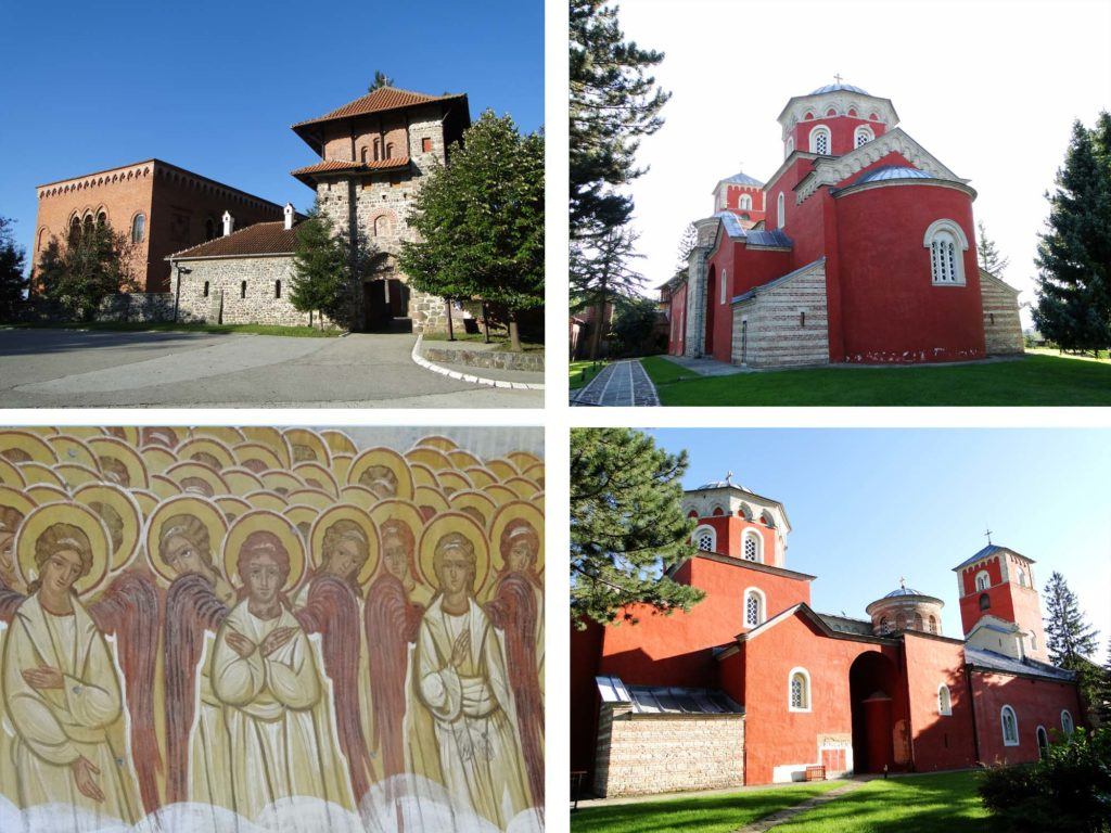 Zica klooster - Servie