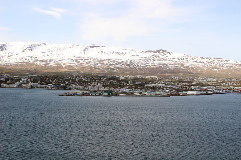 IJsland - Akureyri