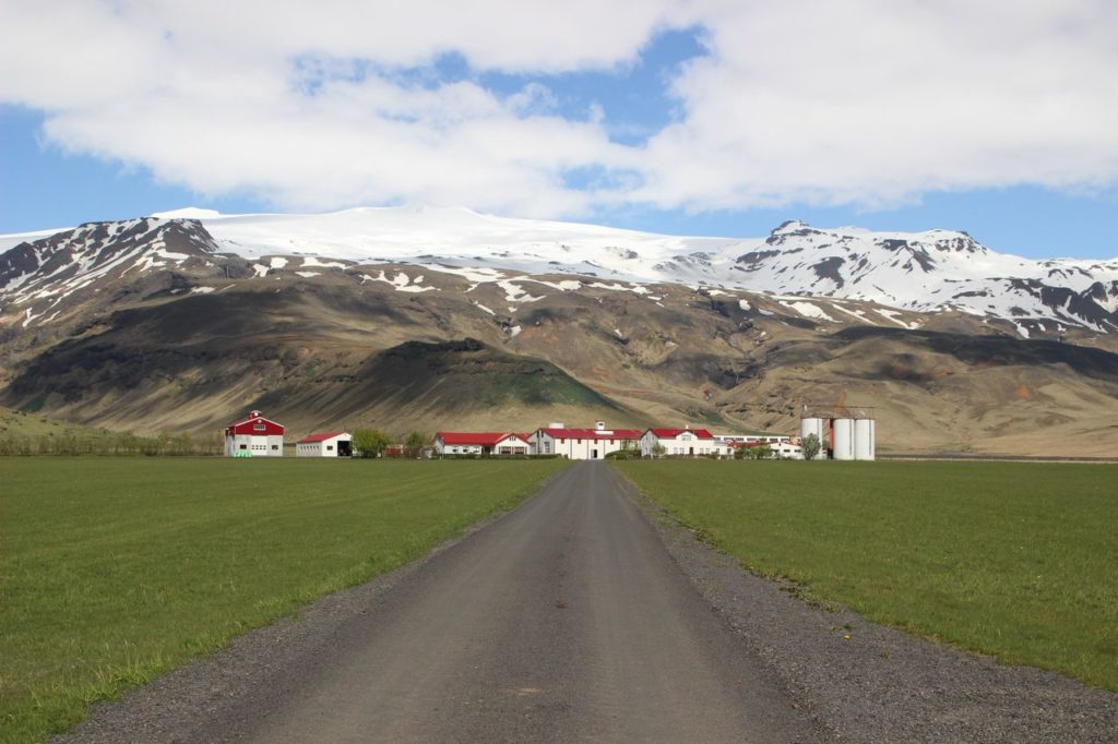 IJsland - Eyjafjallajökull