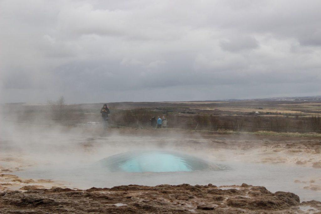 IJsland - Geysir