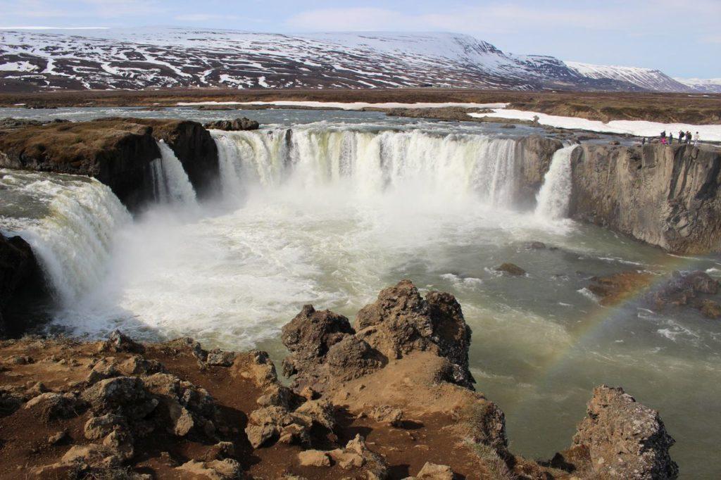 IJsland - Godafoss