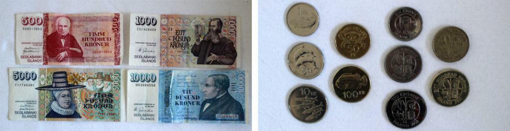 IJsland - IJsland Valuta