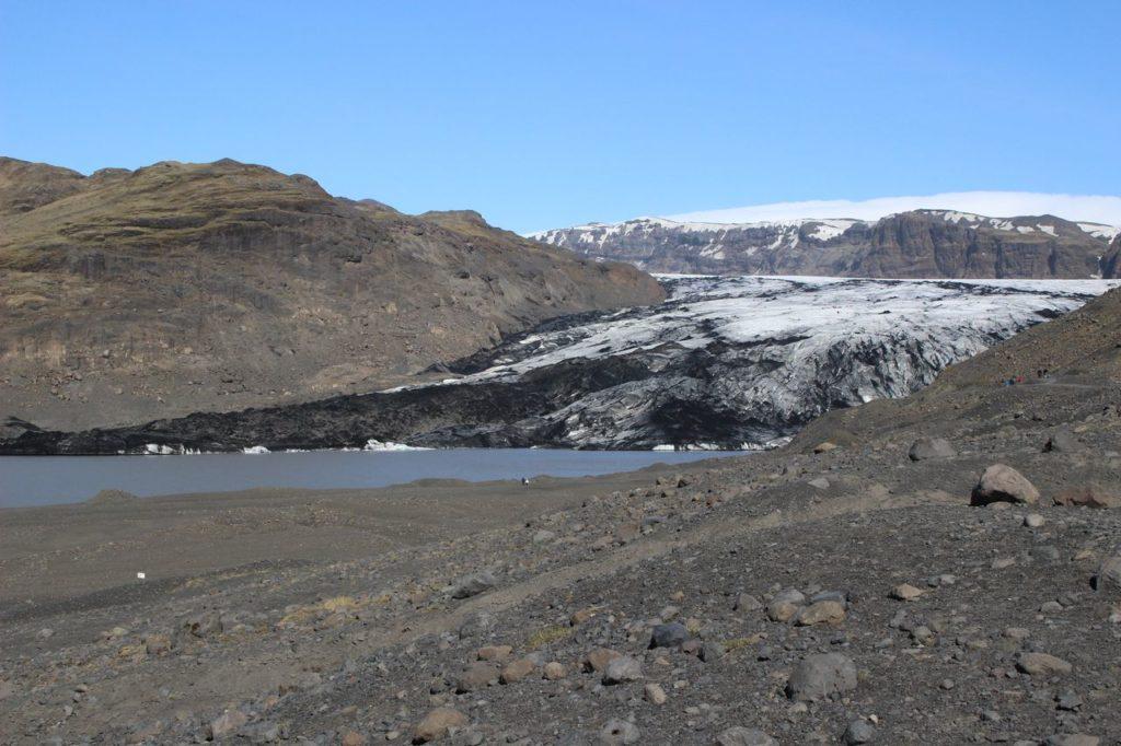 IJsland - Mýrdalsjökull